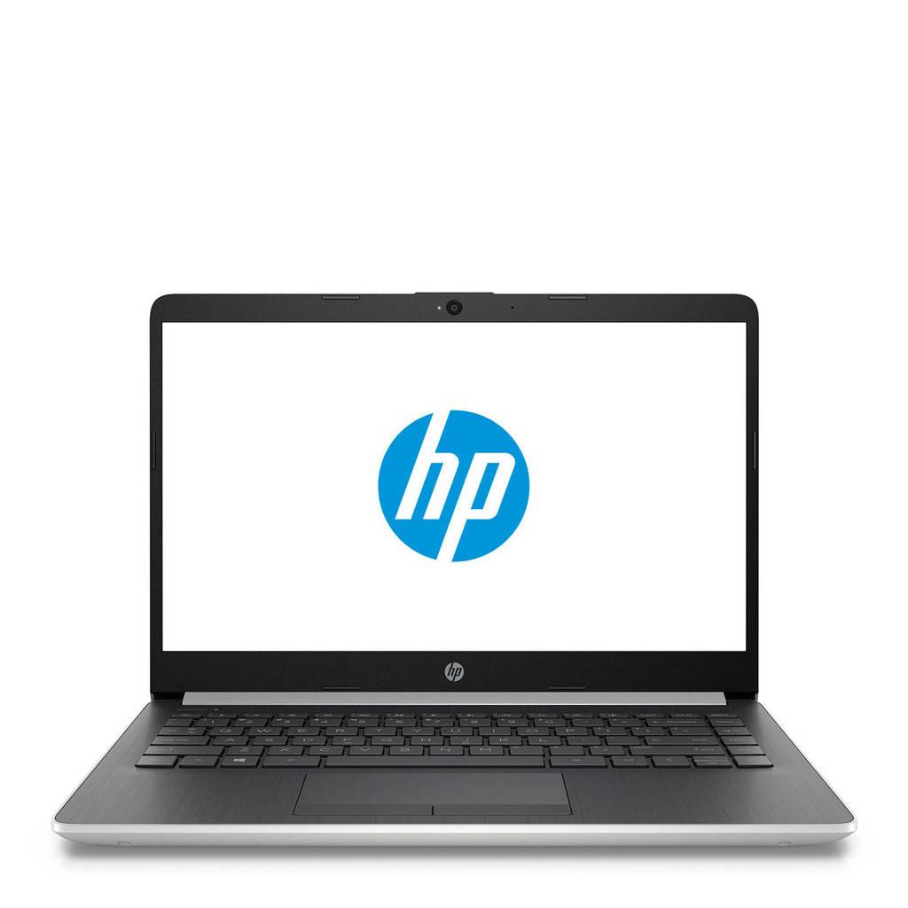HP 14-DG0001ND Laptop, Grijs, Zilver