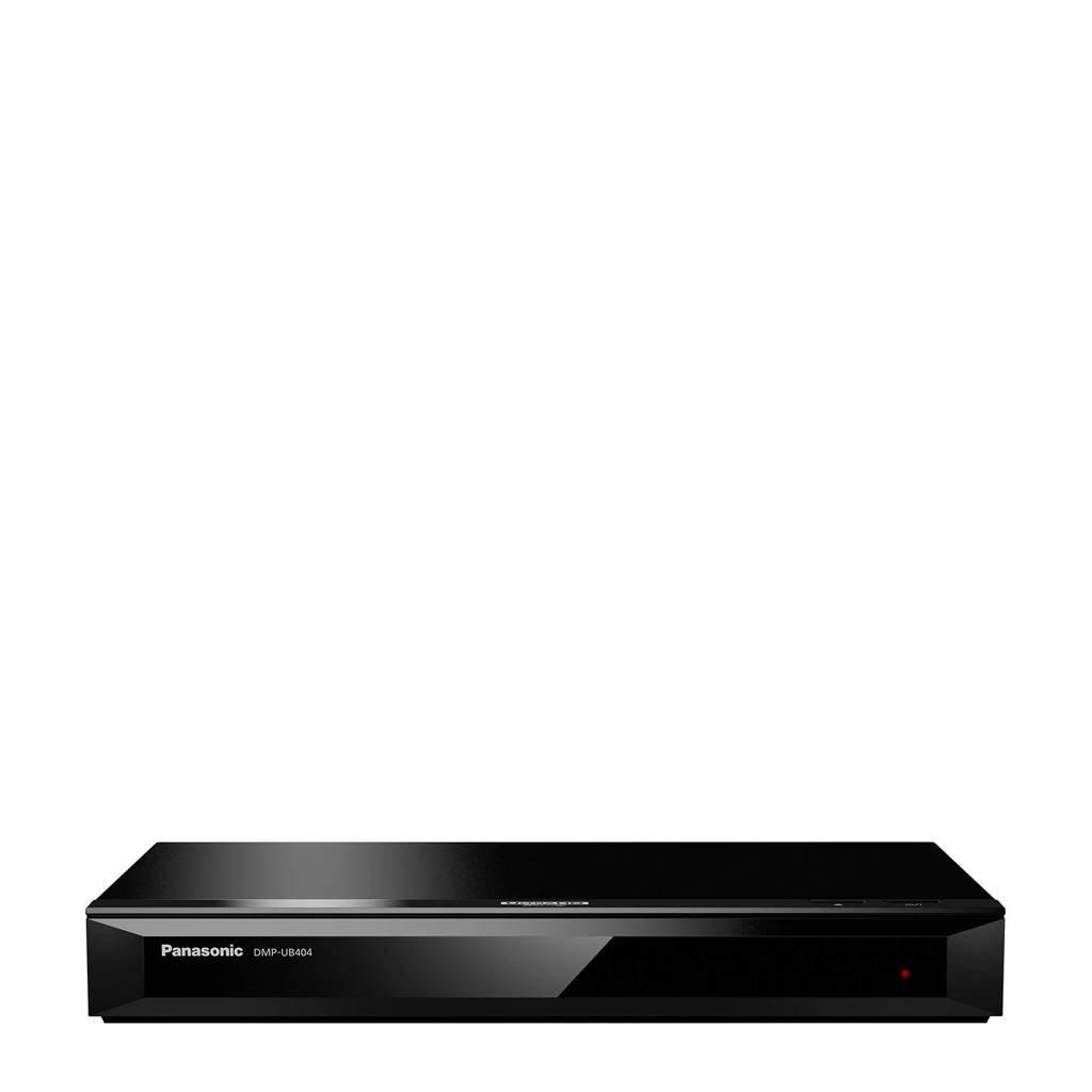 Panasonic DMP-UB404EGK blu-ray speler, Zwart