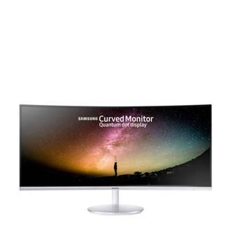 C34F791WQU Quantum Dot 34 inch QLED curved monitor