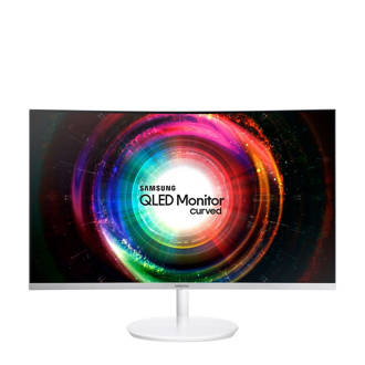 LC32H711QEUXEN 32 inch WQHD QLED curved monitor