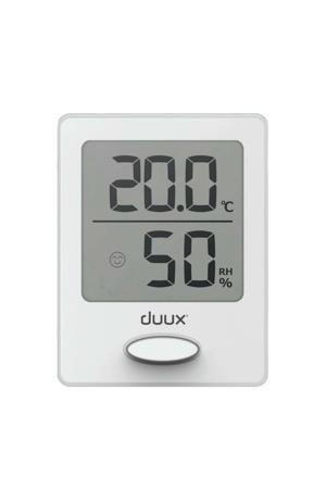 SENSE HYGRO THERMOMETER WHITE Hygrometer en Thermometer