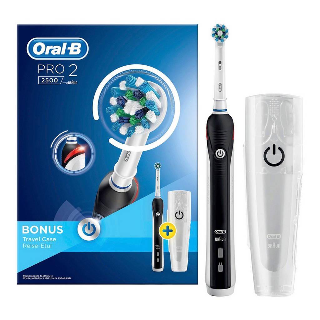 Oral-B PRO 2 2500 elektrische tandenborstel