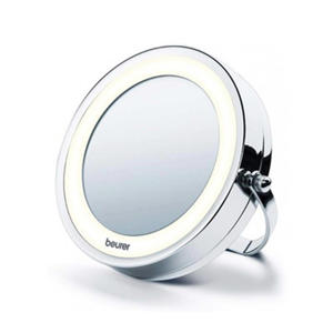 BS59 - Cosmeticaspiegel - Zilver