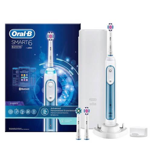 Oral-B Smart 6 6200W Elektrische Tandenborstel