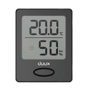 SENSE HYGRO THERMOMETER BLACK Hygrometer & Thermometer