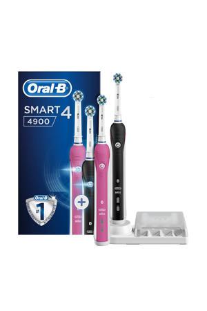 SMART 4 4900N Smart 4 4900 elektrische tandenborstel duoverpakking