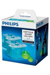 Philips JC302/50 schoonmaakcartridges - 2 stuks