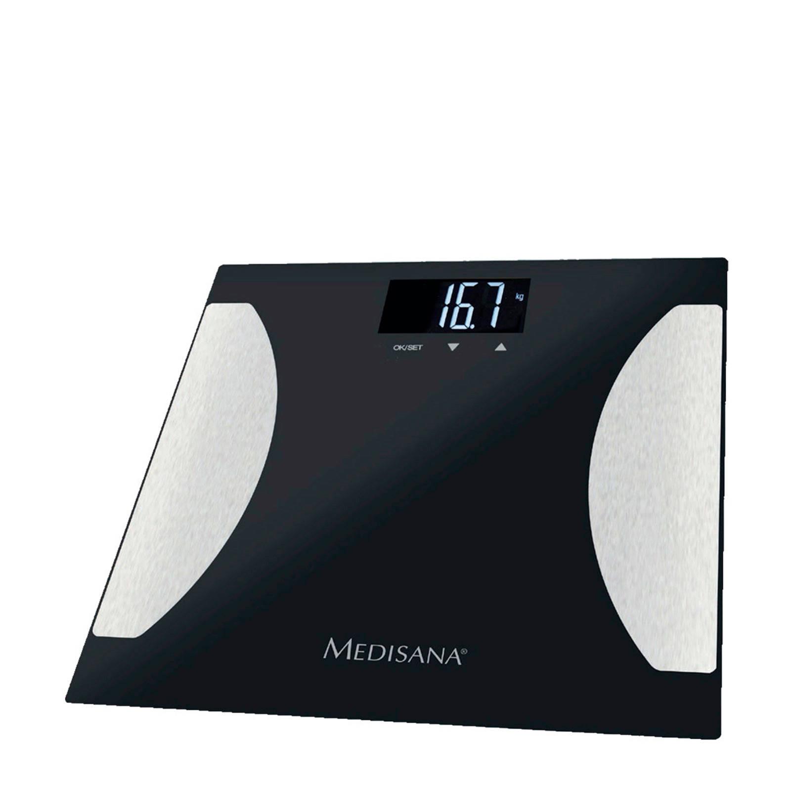 medisana bs475 lichaamsanalyse weegschaal bs 475 wehkampmedisana bs475 lichaamsanalyse weegschaal bs 475,