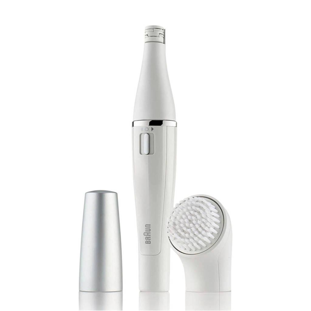 Braun Face 810 gezichtsepilator + reinigingsborstel