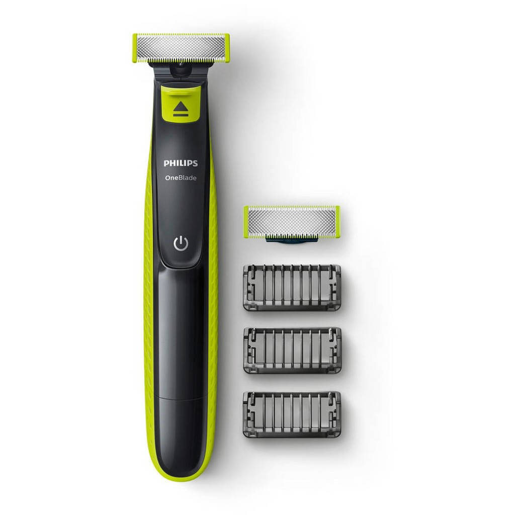 Philips QP2520/30 OneBlade baardtrimmer: 'trimmen, scheren, stylen'