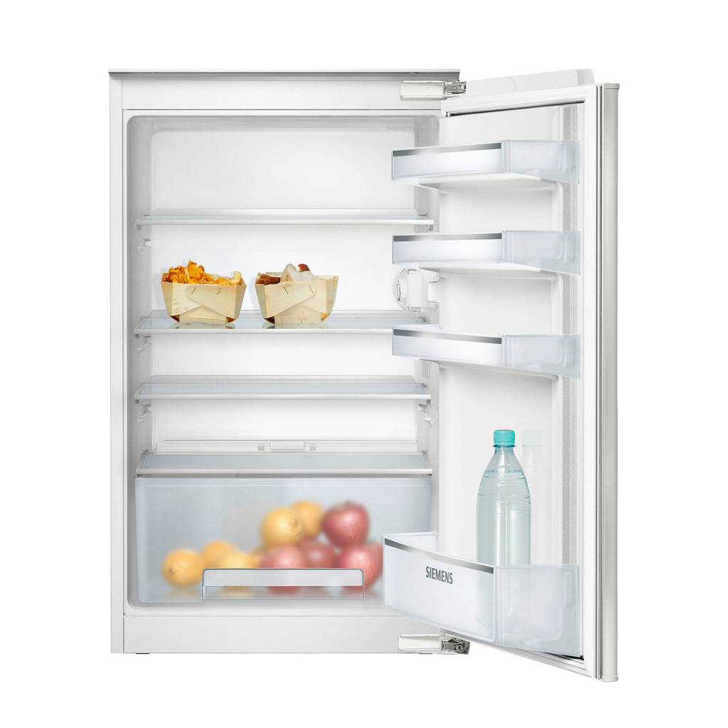 Siemens KI18RV60 inbouw koeler 88 cm, Wit