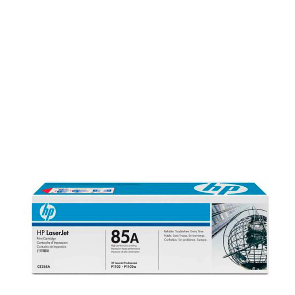 HP 85A Black toner, Zwart