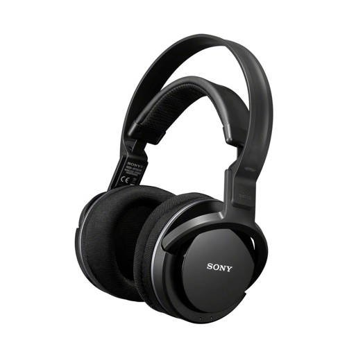 Sony MDR-RF855 draadloze over ear koptelefoon zwart kopen