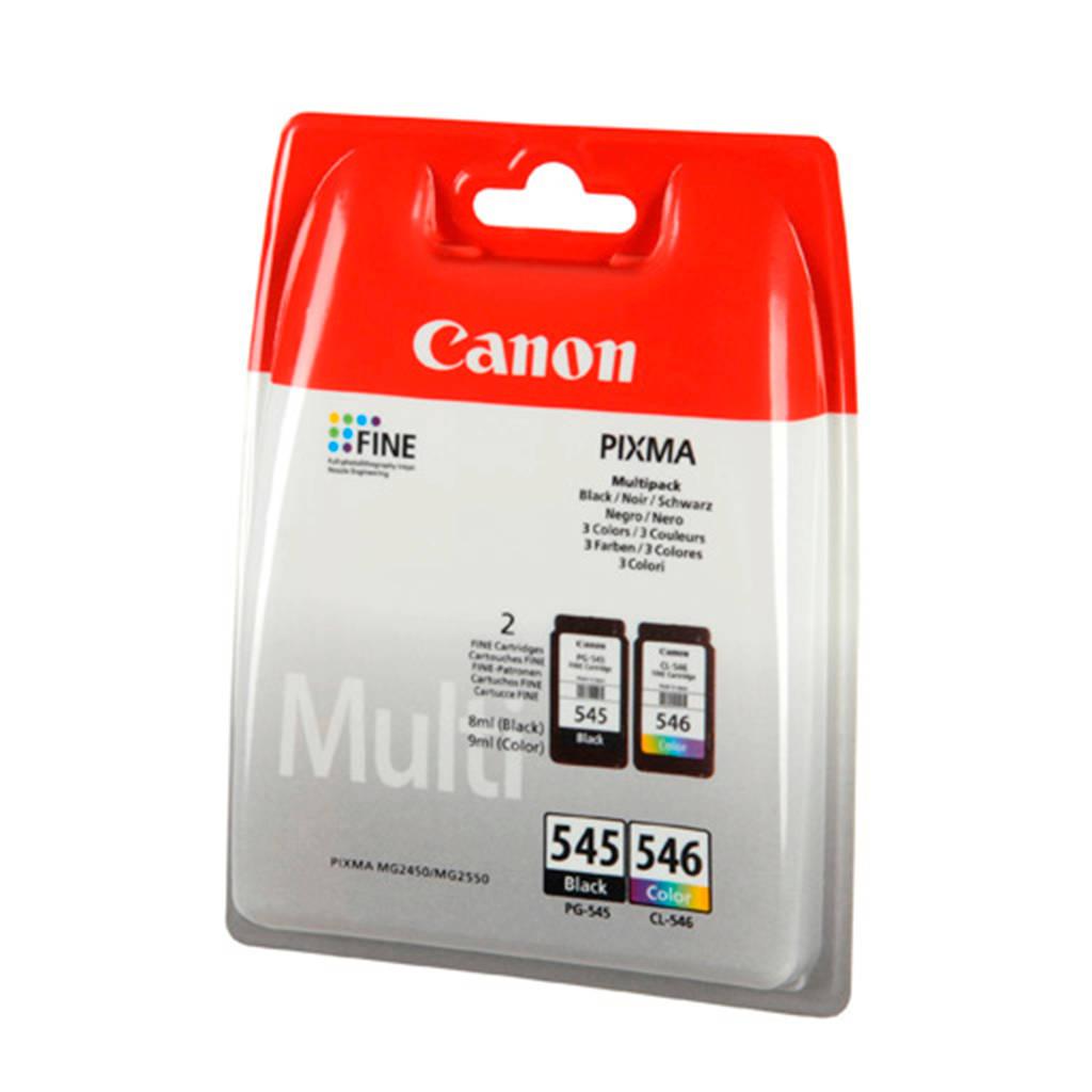 Canon PG545CL546 cartridge voordeelpak