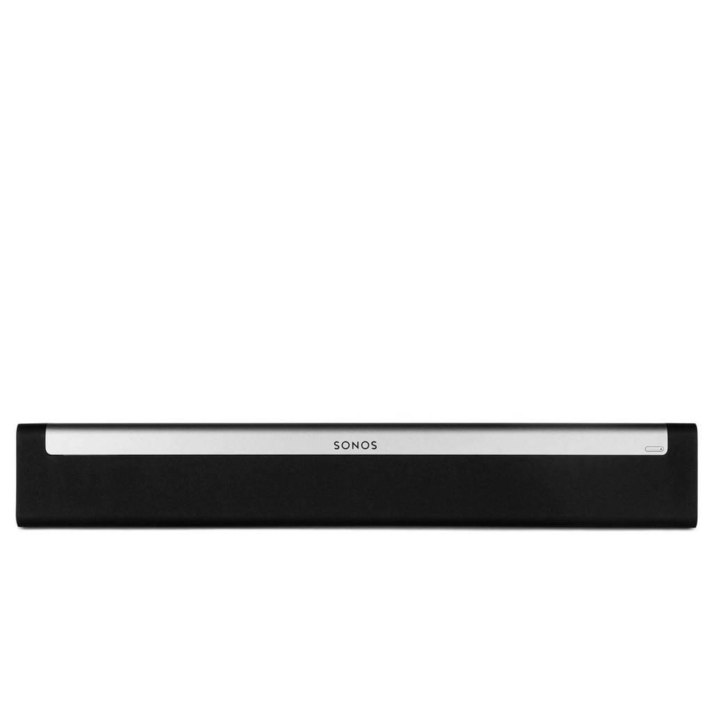 Sonos Playbar draadloze HiFi soundbar, Zwart, zilver