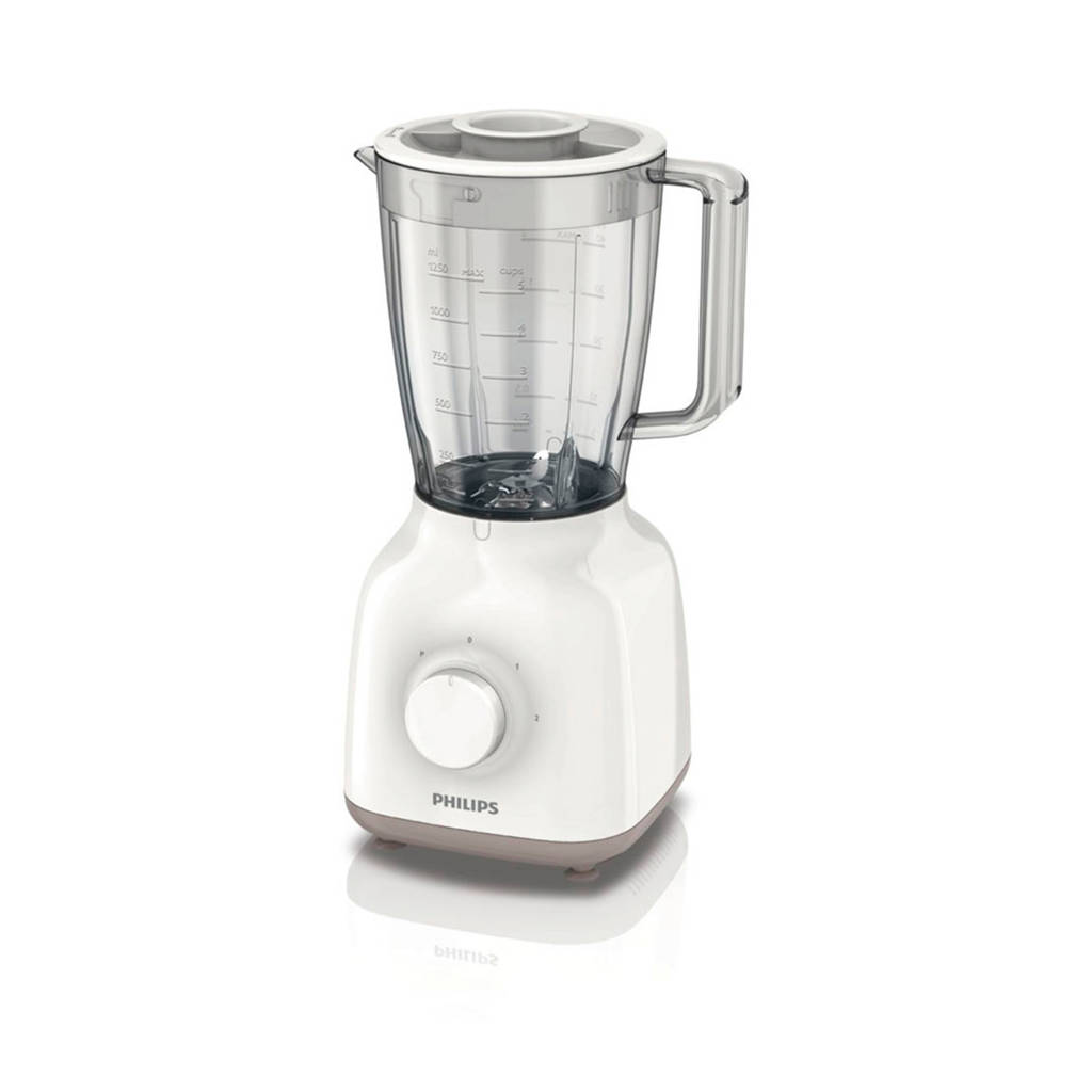 Philips HR2100/00 Daily Collection blender, Wit