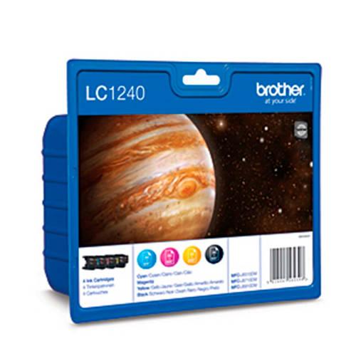Brother LC1240VALB Multipack inktcartridge kopen