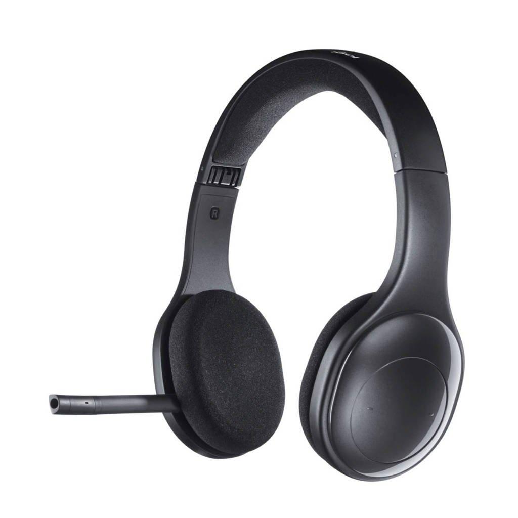 Logitech H800 draadloze headset, Zwart