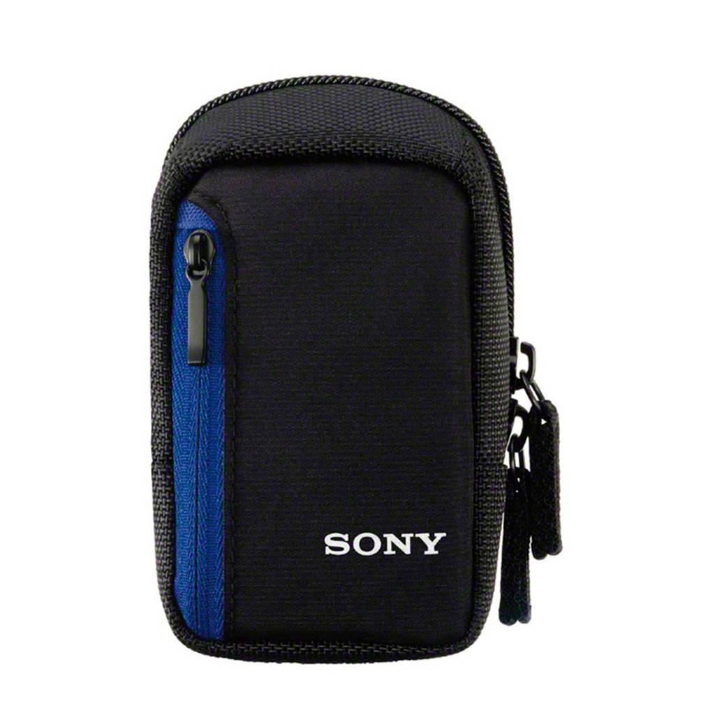 Sony LCSCS2B.SY cameratas, Zwart, Blauw