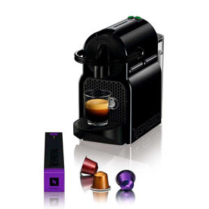 Inissia Black M105 Nespresso machine