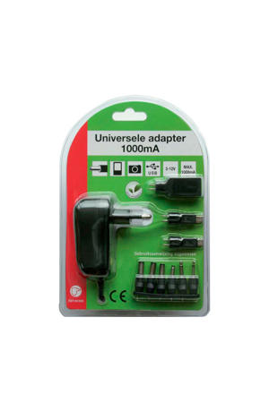 TBT161000 universele adapter