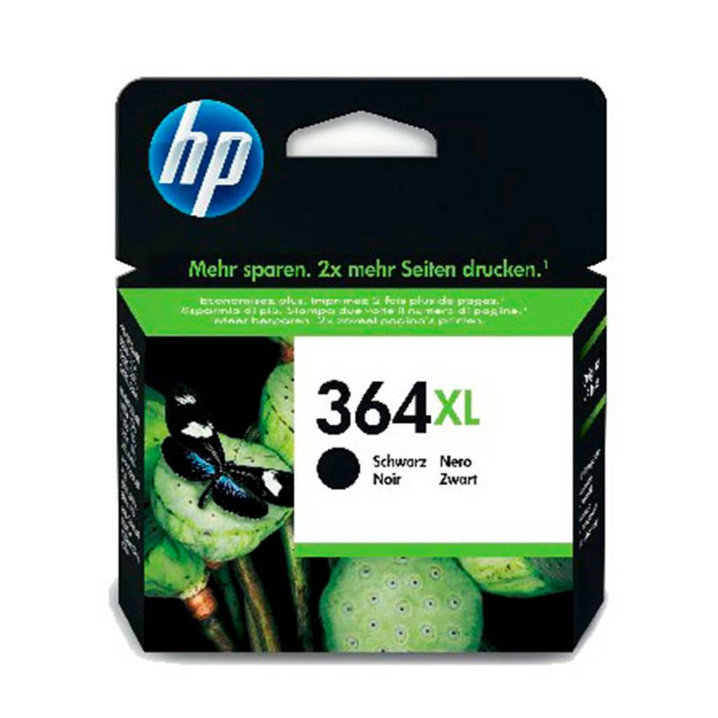 HP 364XL ZW inktcartridge (zwart), Zwart