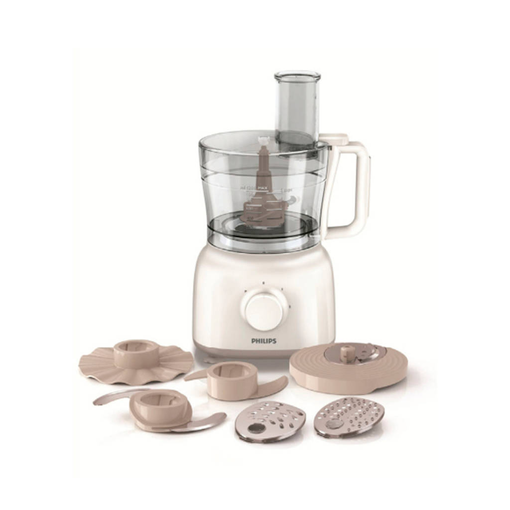 Philips HR7627/00 Daily Collection foodprocessor, Wit