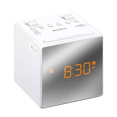 Sony ICF-C1T wekkerradio wit kopen