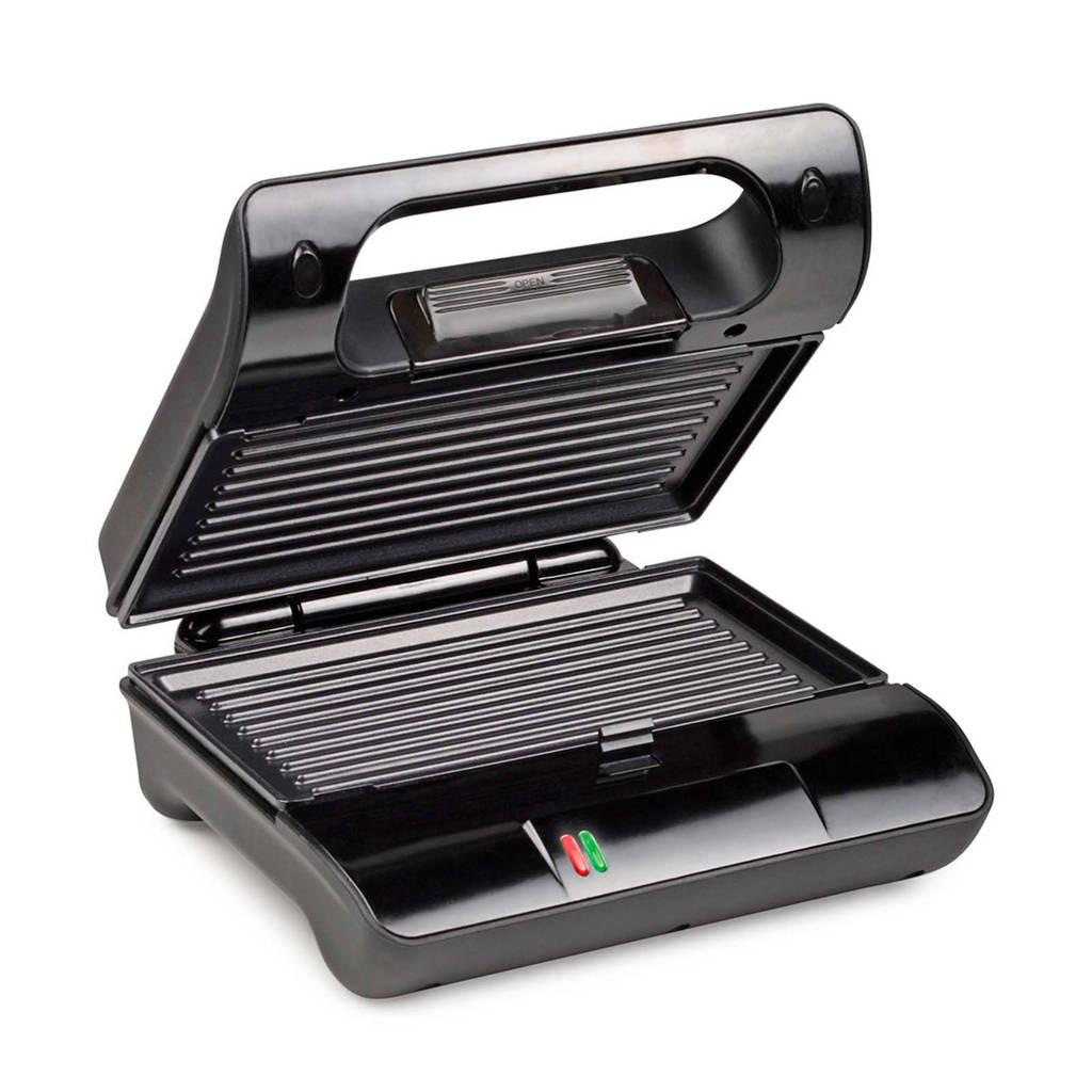 Princess 117000 compact grill, Zwart