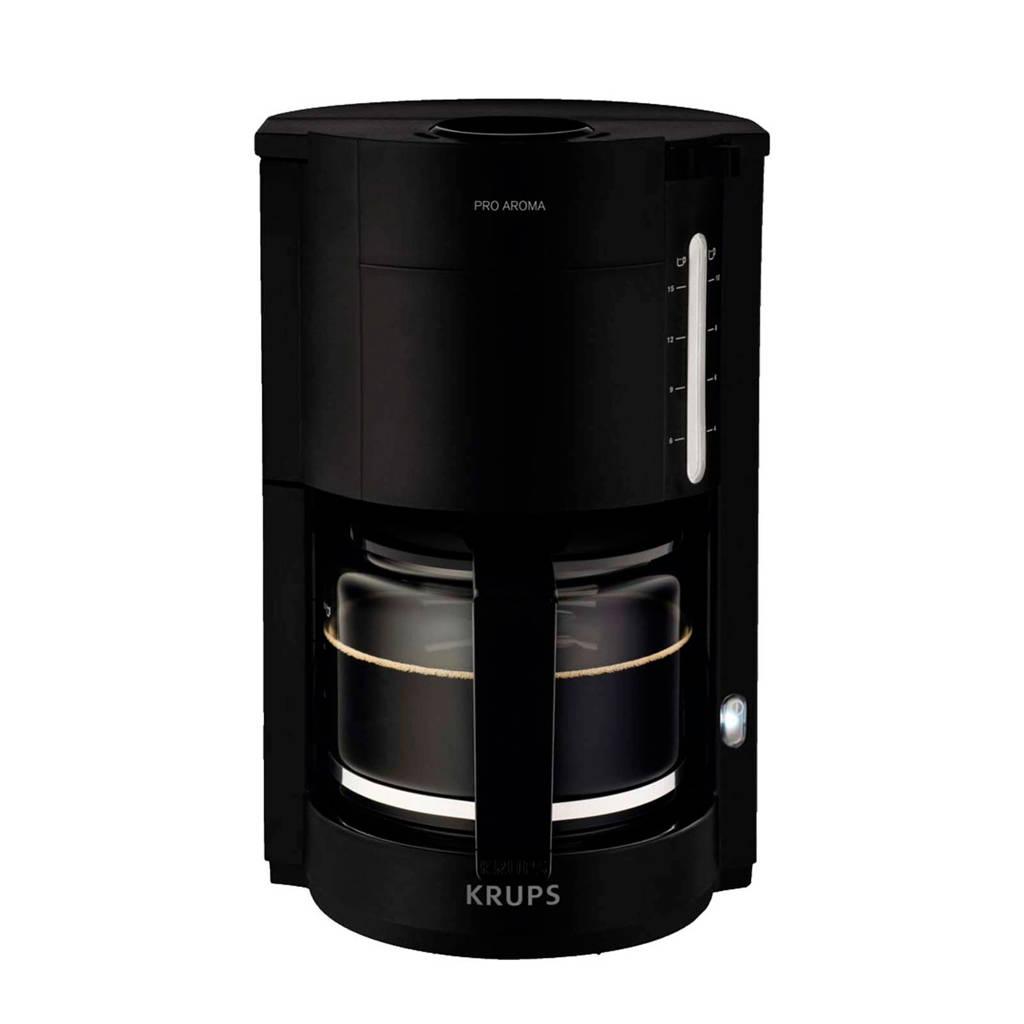 Krups F30908 koffiezetapparaat, Zwart