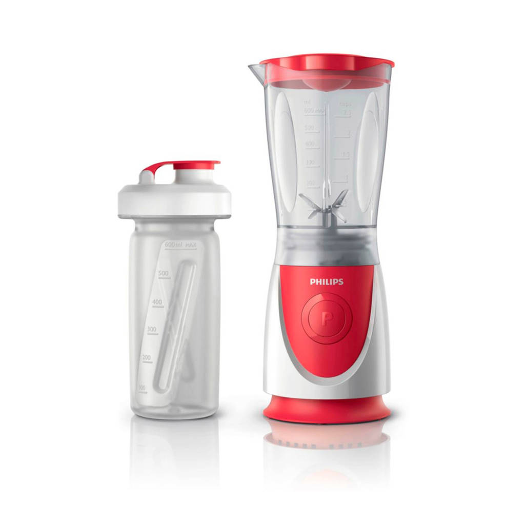 Philips HR2872/00 Daily Collection blender, Rood