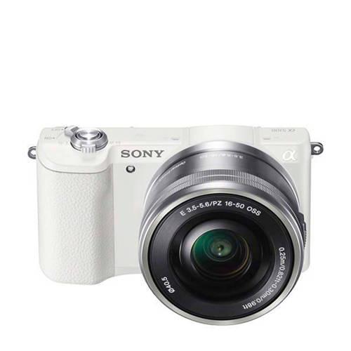 Sony Alpha A5100 + 16-50mm systeem camera kopen