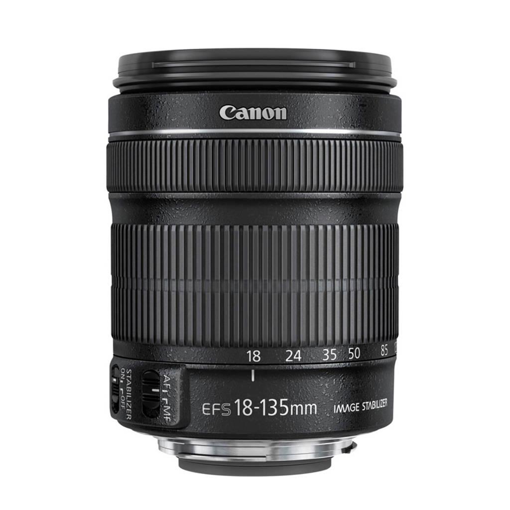 Canon EFS18135MM Lens, Zwart