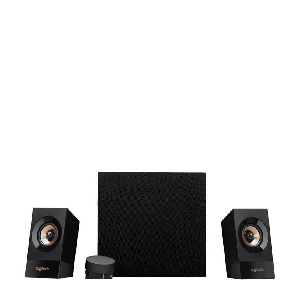 Logitech Z533 speakerset, Zwart