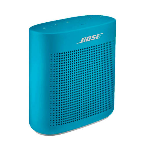 Bose SoundLink Color 2 BT bluetooth speaker blauw kopen