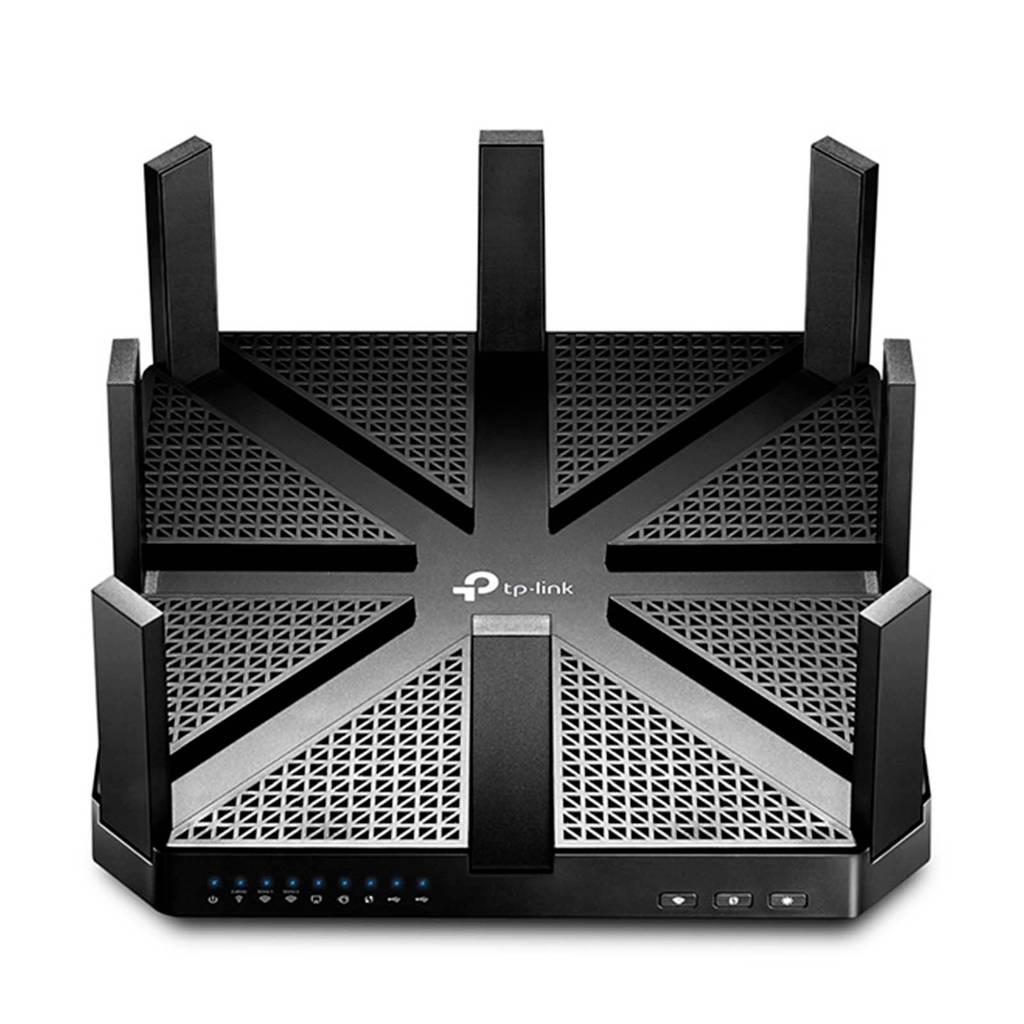 TP-Link Archer C5400 Tri-Band router, Zwart