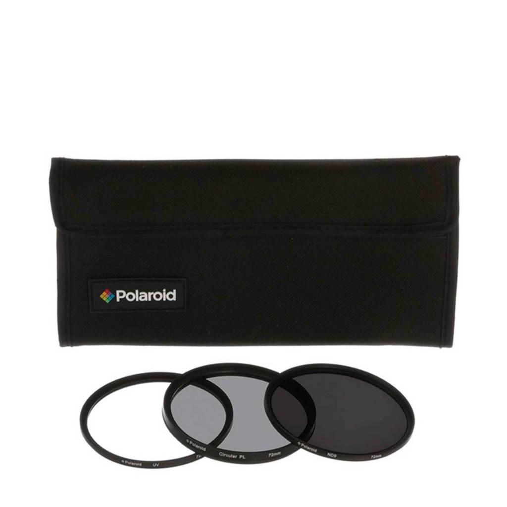 Polaroid 58mm filterkit
