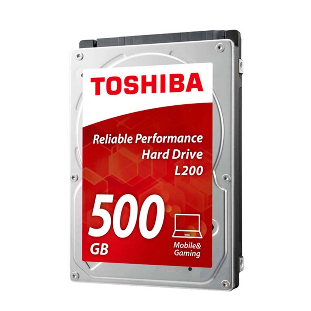 Toshiba DDIN 2.5 L200 500GO harddisk