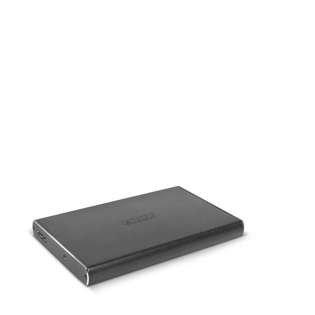 Sitecom MD-392 2,5 inch harde schijf behuizing, Zwart
