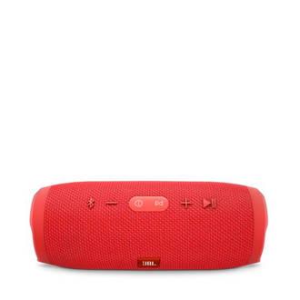 Charge 3  bluetooth speaker rood