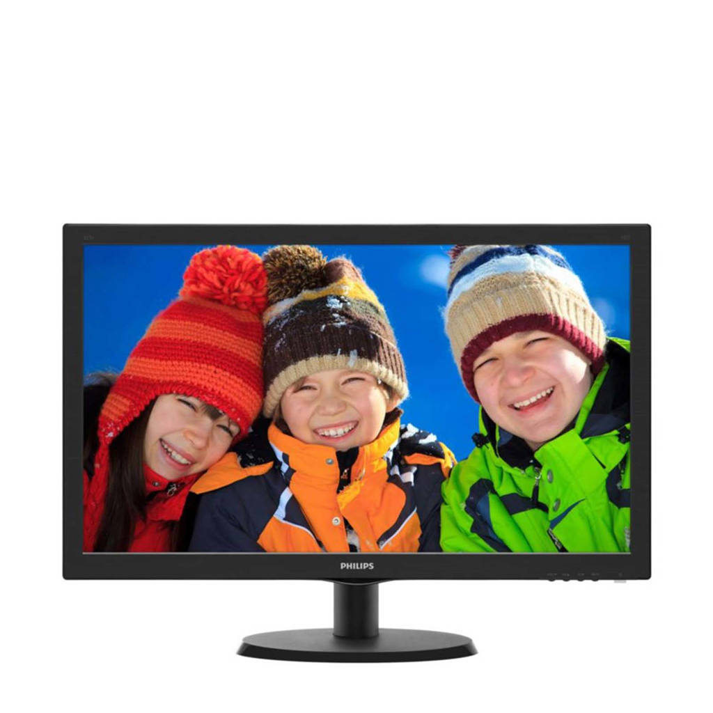 Philips 223V5LHSB2 21,5 inch monitor, -