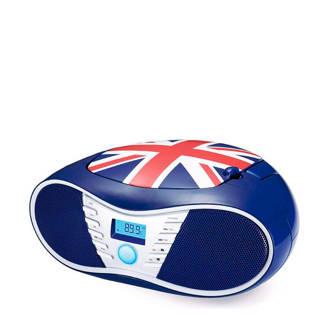 RADIO CD PLAYER GB draagbare radio met CD-speler