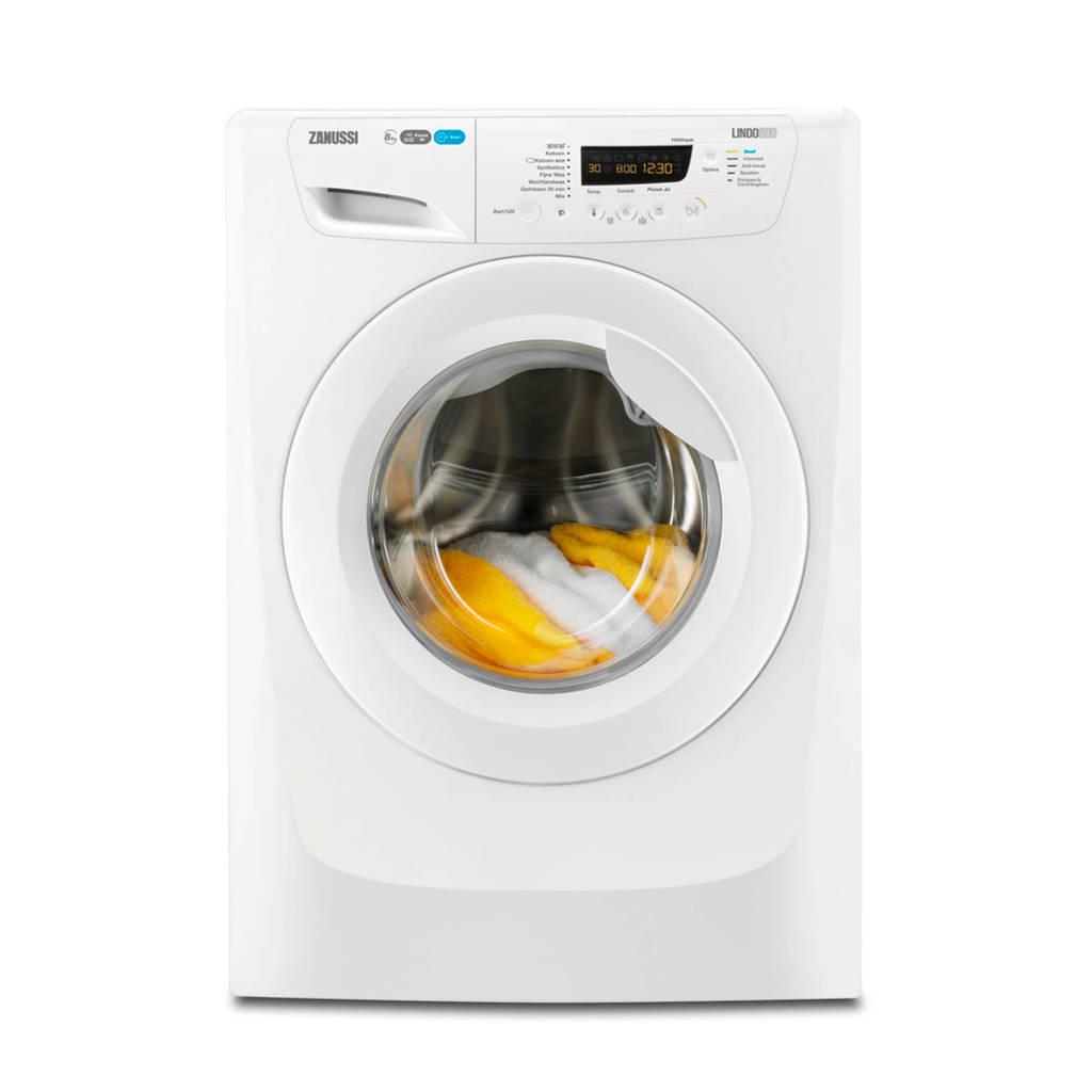 Zanussi ZWF8167NW wasmachine