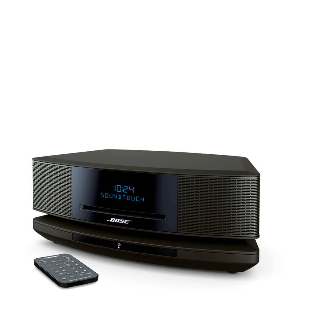 Bose Wave Soundtouch MS IV draadloos muzieksysteem zwart, Zwart