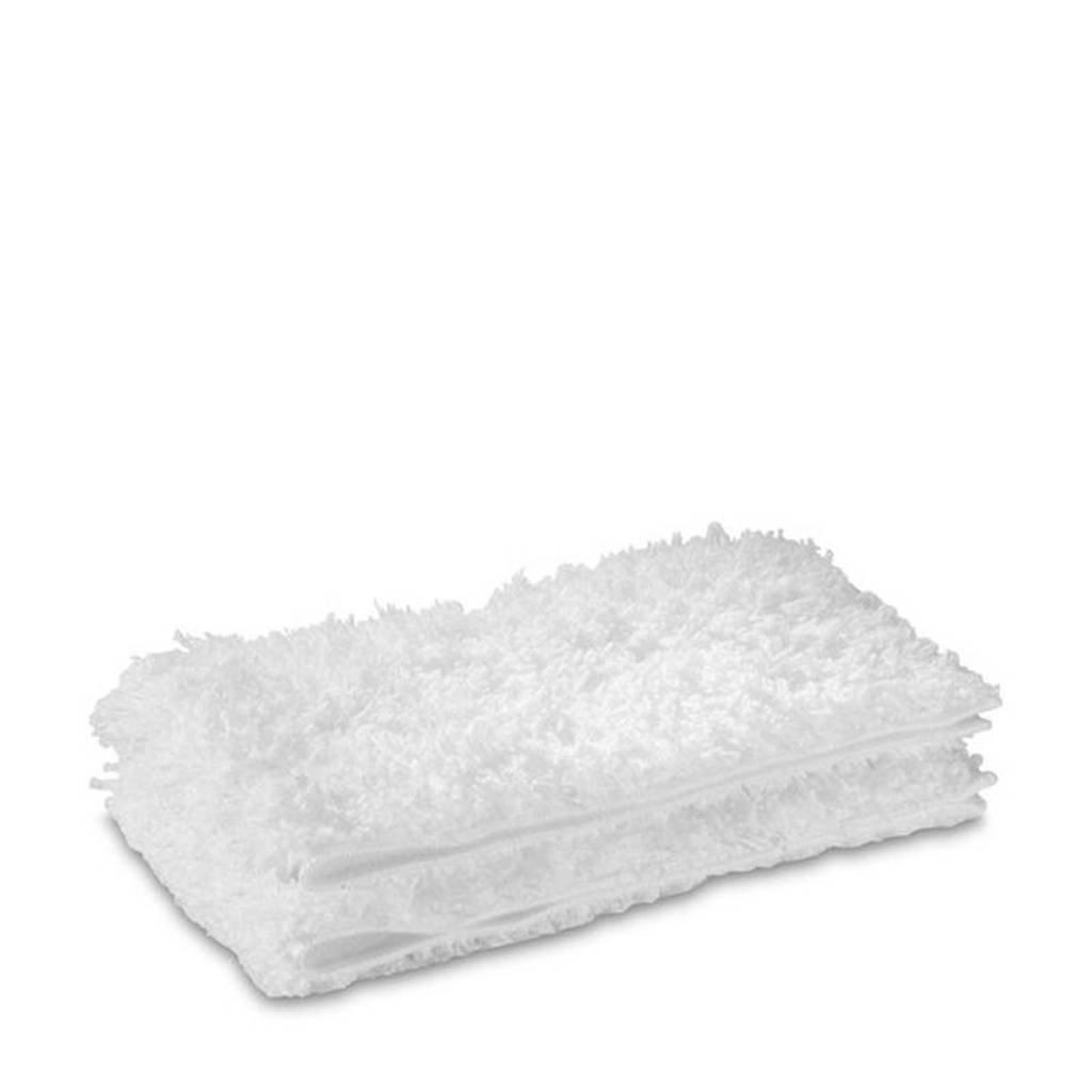 Kärcher microvezel doekenset voor vloermond Comfort Plus (2 stuks)