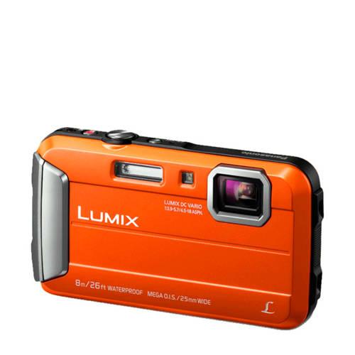 Lumix DMC-FT30 orange