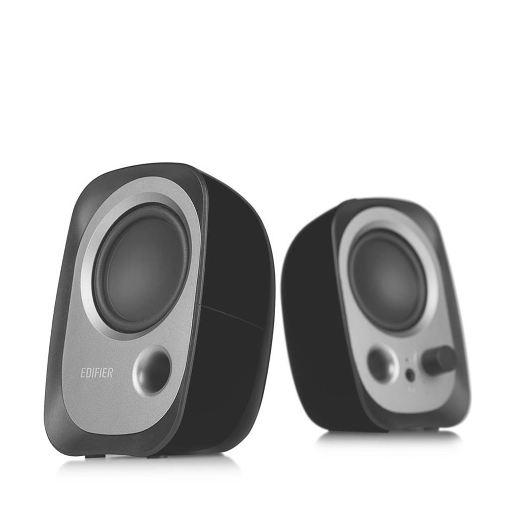 Edifier R12U multimedia speakers, Zwart