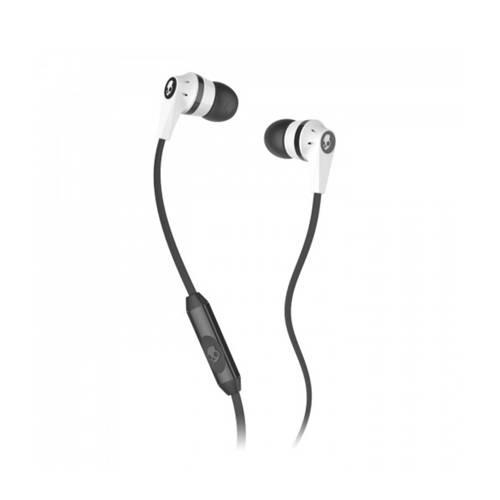 SKULLCANDY S2IKFY-074 INK'D MIC WHITE-BLACK-WHITE hoofdtelefoon