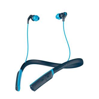 in ear bluetooth koptelefoon blauw