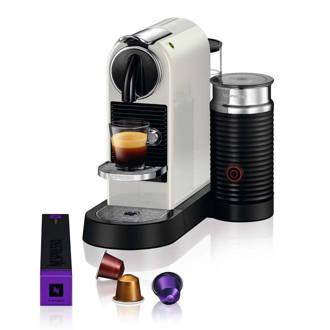 Citiz & Milk White M195 Nespresso machine